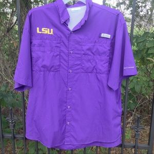 Colombia omni - shade PFG  purple and gold